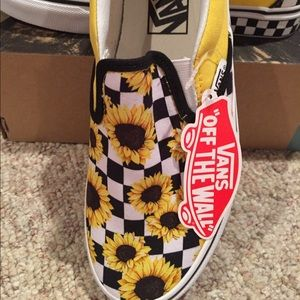 Sunflower Vans